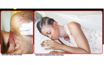 OMG! 21 Year Old Slits His Girlfriend's Throat For Turning Him Down