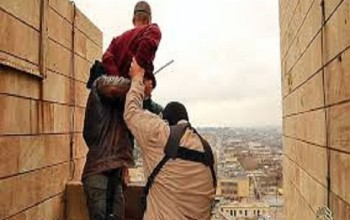Horrifying Pictures Of What ISIS Did To Men For Being GAY [WARNING GRAPHIC IMAGES]
