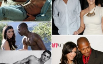 SEE The Very Long List of Men that Have Dated/Had S ex with Kim Kardashian