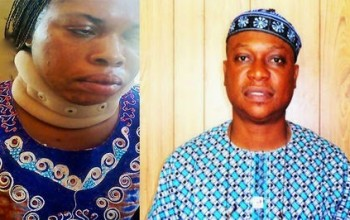 Very Bad! See what Governor Mimiko's Aide did to another man's wife
