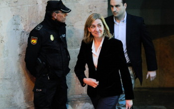 Sister of Spain's King Felipe VI to Stand Trial for Fraud