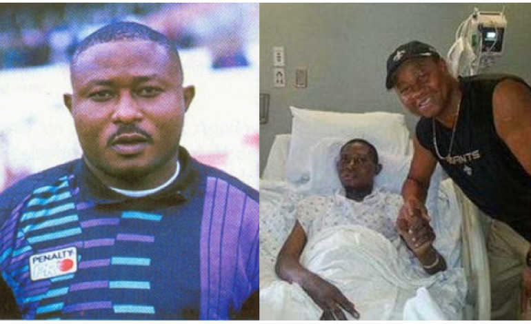 Breaking News: Former Nigerian goalkeeper Wilfred Agbonavbare has died