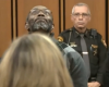 Watch humbling moment man wrongly convicted of MURDER is freed after 39 years in jail