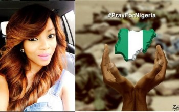 Toke Makinwa: I Don't Recognise Nigeria Anymore, This Is Not My Country, These Are Not My People