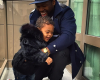 Check out the N400k coat 50cent bought for his 2 year old son