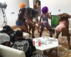 How much do they pay Nigerian video vixens these days?