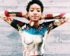 Is 13yr old Willow Smith topless in this pic, or what's going on here?
