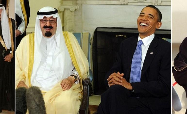Saudi Arabia's King Abdullah Bin Abdulaziz Dies at 90