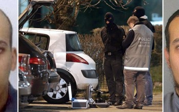 One of the Suspect in Paris Magazine Attack Turns Self in and 2 Others Still On the Run