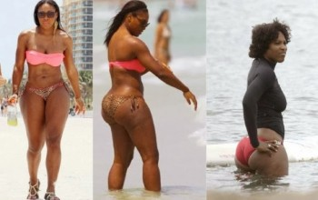 Checkout Serena Williams In A Hot Bikini