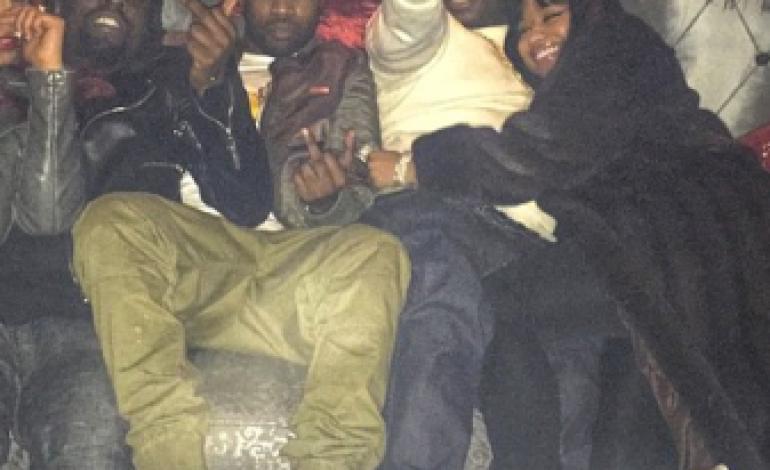 Pics: Nicki Minaj flaunts her new relationship with rapper, Meek Mill