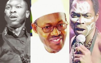 I will Never Vote Buhari for what he did to my innocent father - Seun Kuti