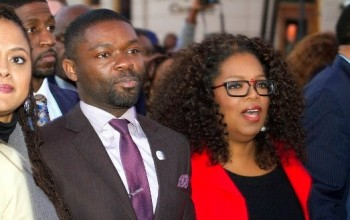 David Oyelowo and cast of Oscar-nominated film Selma coming to Nigeria