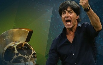 Joachim Low Named Manager Of The Year