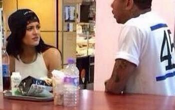 Kylie Jenner Denies That She's Pregnant For Tyga