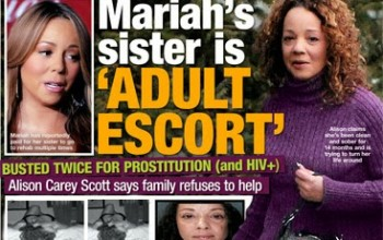 Mariah Carey's sister ask  for her Sister's forgiveness in open letter