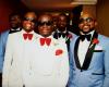 Photos: Former NCAA boss, Segun Demuren's son weds in Dubai