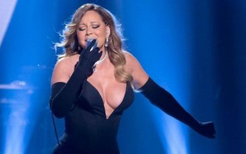 SHAMEFUL ACT: Mariah Carey Exposes Her ''Big Things'' On Stage