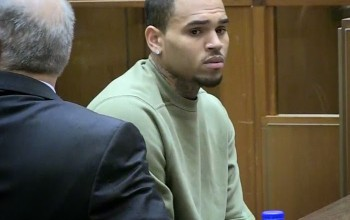 Oh God! Chris Brown's probation revoked again. Now they want him locked up