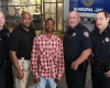 handcuffed Teen Saves Cop's Life While Being Taken Into Custody