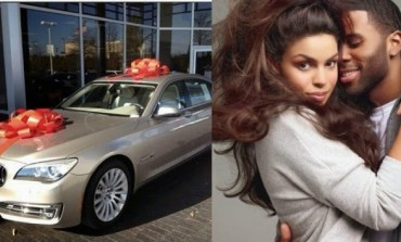 Jason Derulo posts receipt after Jordin Sparks said the BMW he bought her was leased