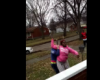 "Do Not Blame Her: Watch Angry Neighbor Throw Bricks Into Racist Neighbors Window For Using The ""N-Word"""