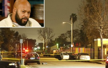 Attorney: Suge Knight behind the wheel in fatal crash