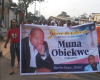 Pics from the candle light procession for late actor, Muna Obiekwe