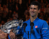 Djokovic Beats Murray To Win Australian Open