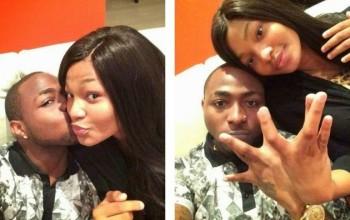 Davido Running Things with Ghanaian Beauty Queen