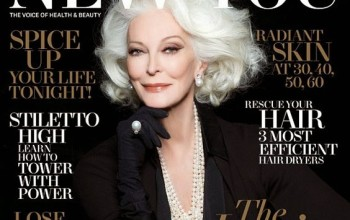 83 Year Old Supermodel Talks About Her Se x Life (Photos)