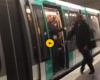 Shameful! Racist Chelsea Fans Push and Bully Black Man Out Of Train