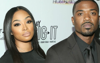 Ray J's Girlfriend Arrested For Beating Him To A Pulp