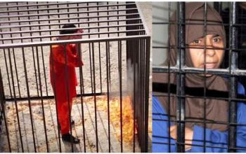 Jordan hangs two terrorists in retaliation for killing of pilot