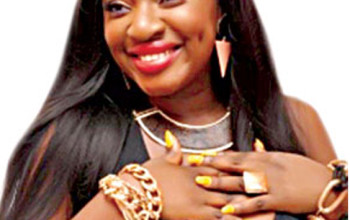Yvonne Jegede Shares A Photo From The Bath Tub