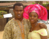 Vincent Enyeama shares throwback pic with wife