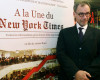 NYT columnist David Carr dead after collapsing in office