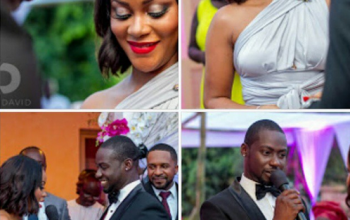 More photos from Chris Attoh and Damilola Adegbite's wedding