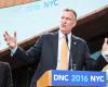 Corruption scandals crushed de Blasio's chance at 2016 DNC