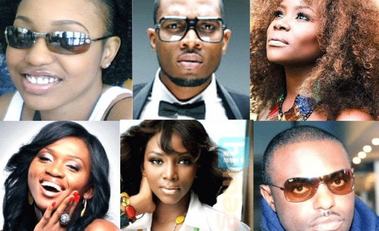 ELECTIONS 2015: See Who Your Favorite Celebs Will Be Voting For Between GEJ And Buhari