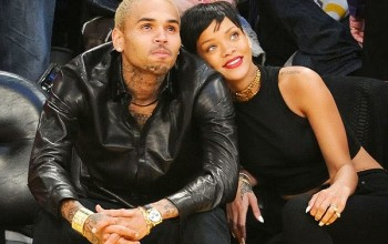 Chris Brown and Rihanna are back together?