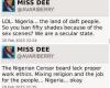 Nigerian Censor Board bans movie - 50 Shades of Grey...