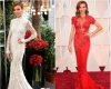 Photos: Giuliana Rancic's stunning outfits to the 2015 Oscars...