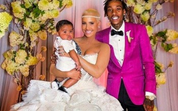 Custody battle! Wiz Khalifa ready to drag Amber Rose, says she slacks as a mum