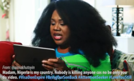Stella Damasus replies Toyin Aimakhu's mean tweet to her - VIDEO