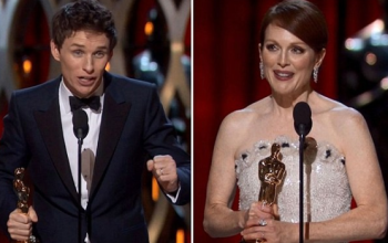 Full list of winners at the 2015 Oscars +Pics from inside the Oscars
