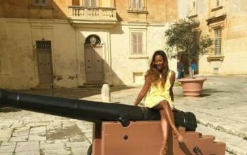 Photos: DJ Cuppy vacations in Malta Island...