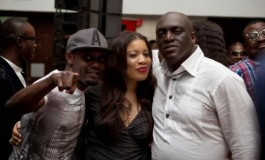 Monalisa Chinda, Toyin Aimakhu, Segun Arinze, others at the Celebrity Praise Night