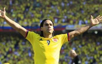 I still Got It: Falcao Shows His Class With A Brace And An Assist For Colombia