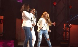"Destiny's Child reunites for ""Say Yes"" Performance!"